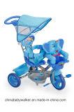 屋外のおもちゃの子供の三輪車/安く幼児少し三輪車