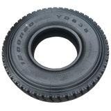 중국에서 트럭 1200r20 1000r20를 위한 광선 관이 없는 타이어