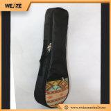 caixa do filtro de Ukelele do concerto do estofamento da esponja de 5mm com teste padrão colorido fora