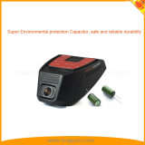 миниая спрятанная камера автомобиля 3.0inch с автомобилем DVR камеры EMI Gpd двойным