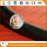 Truie en caoutchouc flexible de conformité d'UL de faisceau du câble 3