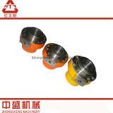 1.Excavator parte el material del cuerpo del cilindro hidráulico