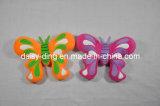 Kussen van de Vorm van de Vlinder van de pluche het Leuke met Goed Borduurwerk