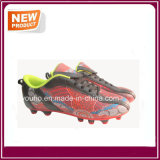 Bling красит ботинки женщин людей футбола футбола