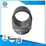 Geschmiedete hydraulische Stahlteile AISI1040 1045 für hydraulisches Gerät