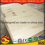 cara del color oscuro de 18m m o una madera contrachapada laminada melamina lateral