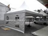 5x5m Pagoda carpas eventos Tienda dosel de pico alto