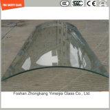 壁のための3-19mmの安全構築ガラス、緩和されたガラス、薄板になるガラス、パターン平らな及び曲げられたガラスか塀または区分またはSGCC/Ce&CCC&ISOのシャワー