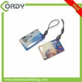 13.56MHz復旦F08 1K RFID PVC+Epoxyの水晶のカード