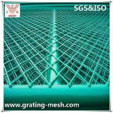 Enduit de PVC MI acier galvanisé//// de l'aluminium métal déployé