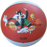 Baloncesto con la talla 7 de la alta calidad de la superficie de espuma