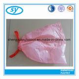 Preiswerter Plastikbetrag-Zeichenkette-Abfall-Beutel