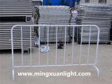 Barriera portatile di controllo di folla di traffico pedonale della rete fissa del metallo di sicurezza