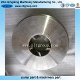 Coperchio d'acciaio della pompa di Stainlesss Goulds 3196 del pezzo fuso di sabbia