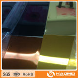 Verfilztes reflektierendes Aluminiumblatt für Gitter-Lampen-Vorrichtung