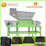 Máquina de recicl plástica do Shredder do cabo de cobre da máquina para a venda