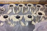 Выполненный на заказ части OEM высокого качества подвергли механической обработке металлом, котор