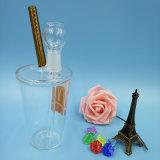 Популярная миниая стеклянная куря труба водопровода для ежедневного табака Using