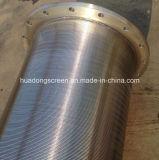 14inch 0.63mm Wasser-wohles Gehäuse-Grobfilter des Edelstahl-304 für Wasservorkommen