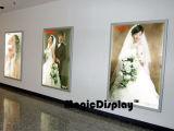 Neuer Entwurfs-Aluminiumrahmen-Hochzeits-Bildschirmanzeige