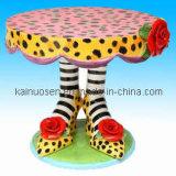 Bonitinha Cupcake Titular, titular de bolo de cerâmica