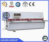 QC12Y hydraulische scherende Maschine, Platten-Ausschnitt und scherende Maschine