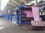 Textilraffineur Stenter/Wärme-Einstellung Stenter/Öl-Heizmethoden Stenter des GewebeStenter/