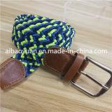 Cinghia Braided elastica di colore verde di strato del Sigle