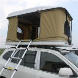 Tente dure de toit de véhicule d'interpréteur de commandes interactif de fibre de verre extérieure de Playdo