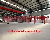 Powder verticale Coating Line per Aluminium Profile Coating