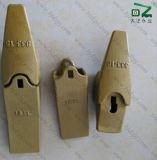 El carbón de recogida de corte plano/ dientes para equipos de perforación rotativa