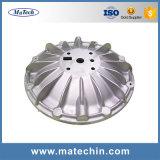 L'iso personalizzato fonderia preciso le parti di alluminio della puleggia della pressofusione