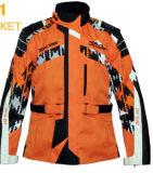 [منس] [أإكسورد] [بولسترف] درّاجة ناريّة لباس مع [سغس] [بف] ([مب-ت004ج])