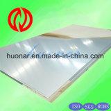Hoja de acero del manganeso del magnesio del manganeso del Al de aluminio resistente a la corrosión del magnesio