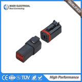 Connecteur Dt06-0s003 de décollement d'Allemand de détecteur de l'oxygène de câble équipé de véhicule