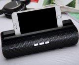 TFのカードが付いている携帯用可動装置の立場のSubwoofer無線Bluetoothのスピーカー