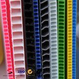 Strati di plastica ondulati conduttivi