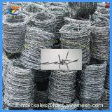 Hebei-Galvano galvanisierter Stacheldraht