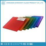 Farbiges lamelliertes Sicherheit Isolierglas