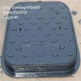 鋳鉄のマンホールカバー顧客デザイン表面パターン