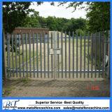 BRITISCHES Standard-2.75m galvanisiertes Metallpalisade-Fechten