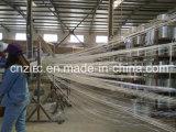 GRPおよびFRPの管ののために粗紡糸にするフィラメントの巻上げのファイバーのガラス繊維覆いZlrc