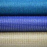 Cuoio artificiale del sacchetto dell'unità di elaborazione del cuoio della borsa di modo di scintillio del plaid di griglia