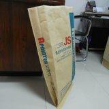 Бумага мешка цемента бумаги Kraft печатание бумажного мешка сделанная в Китае