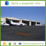 Barraca barata modular pré-fabricada do hangar dos aviões