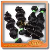 человеческие волосы 4A с бразильскими волосами