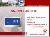 7 LCD Bildschirm mit Passagier Elevaror (SN-DPLL-07001H)