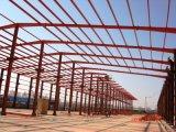 Dernier magasin et atelier de cadre en acier à coût réduit