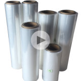 POF Polyolefin 수축 필름, 수축 포장 또는 열 수축 포장 또는 열 수축 필름