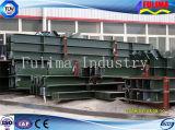 Trave di acciaio della sezione ad alta resistenza di H